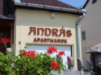 András Apartmanházak Egerszalók - Szallas.hu
