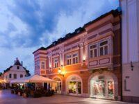 Barokk Hotel Promenád Győr - Szallas.hu