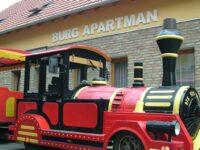 Burg Apartman Gyula - Szallas.hu
