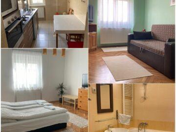 Centrum Apartman Zirc - Szallas.hu