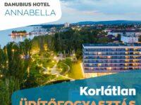 Danubius Hotel Annabella Balatonfüred - Szallas.hu