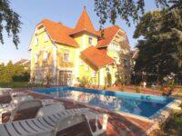 Éden Villa Családi Apartman Balatonfüred - Szallas.hu