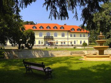 Gróf Degenfeld Kastélyszálló Tarcal - Szallas.hu