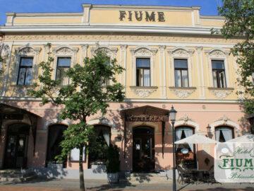Hotel Fiume Békéscsaba - Szallas.hu