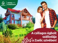 Hotel Kardosfa Zselickisfalud - Szallas.hu