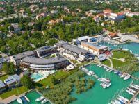 Hotel Silverine Lake Resort Balatonfüred - Szallas.hu