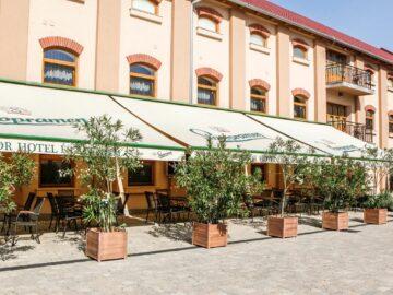 Hunor Hotel és Étterem Vásárosnamény - Szallas.hu