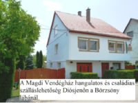 Magdi Vendégház Diósjenő - Szallas.hu