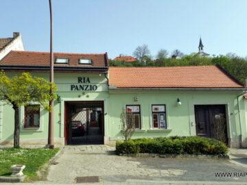 Ria Panzió Esztergom - Szallas.hu