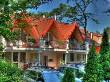 Szatmár Apartmanház Balatonvilágos - Szallas.hu