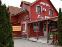 Sziget Vendégház Kocsord - Szallas.hu