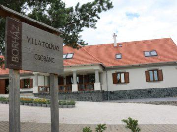 Villa Tolnay Vendégház Gyulakeszi - Szallas.hu