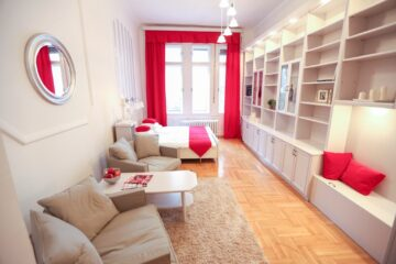 d.Five Classic Luxury Apartment Budapest - Szallas.hu